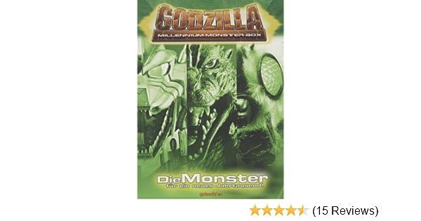 Godzilla - Millennium-Monster-Box [7 DVDs]: Amazon.de: Mothra ...