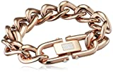 Tommy Hilfiger Jewelry Damen-Armband Classic Signature Edelstahl Emaille 20.5 cm - 2700916
