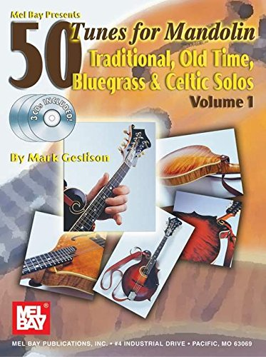 50 Tunes for Mandolin Volume 1