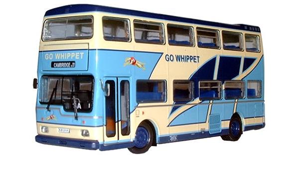 Britbus N6301 Scania Metropolitan Bus 1:76th OO Gauge EFE Whippet Coaches