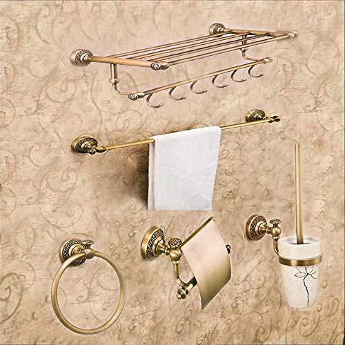 Accessoire salle bains Barre laiton