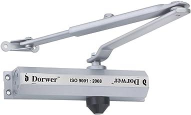 Dorwer Brand Door Closer Door Weight UP to 85 Kg To 100Kg door closer hydraulic door closer automatic (Model number 201)