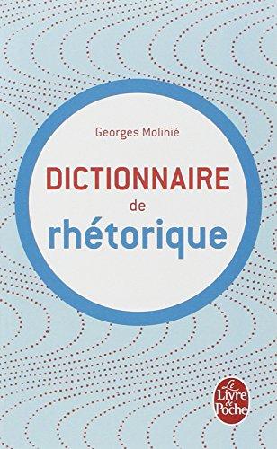 Dictionnaire de rhétorique
