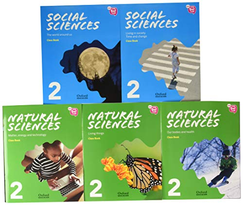 New Think Do Learn Natural & Social Sciences 2. Class Book Pack (National Edition)