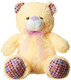 Best Stuff Animals - Dimpy Stuff Bear with Paws, Cream (43cm) Review