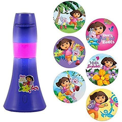 New Nickelodeon's Dora the Explorer Projectables LED Night Light by Jasco