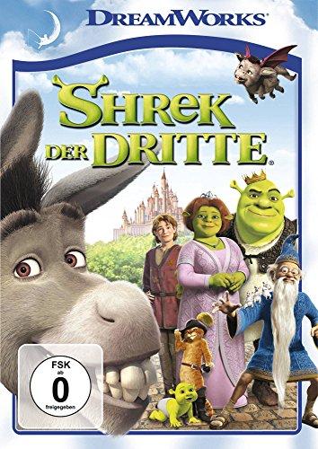 Shrek Dvd-filme, (Shrek 3 - Der Dritte)