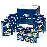 Barilla Glutenfreie Pasta Box - Multipack mit 3 Varianten Glutenfreier Pasta, 9 Packungen mit 400g, 1er Pack (1 x 3.6 kg)