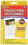 EDUPRESS Lesekompetenz Praxis Karten, Vorhersage Ergebnisse, gelb Level (ep62993)