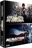 Les Chevaliers du Zodiaque : La légende du Sanctuaire + Albator, corsaire de l'espace