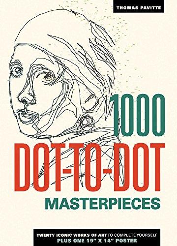 1000 Dot-to-Dot: Masterpieces -