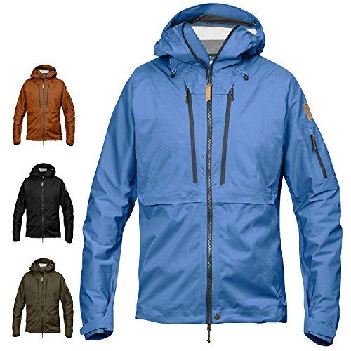 Fjällräven Herren Keb Eco-Shell Jacket Softshelljacke Fog (021)