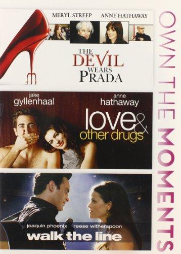 Devil Wears Prada / Love & Other Drugs / Walk Line [DVD] [Region 1] [NTSC] [US Import]