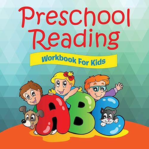 Preschool Reading Workbook For Kids