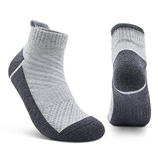 AIKER Men's Socks 2 Pair Best Athletic Socks for Sport, Running, Basketball etc.