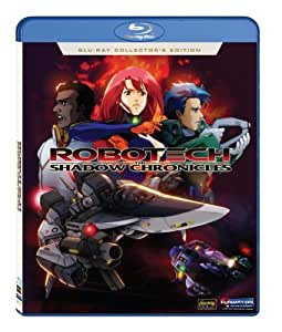 Robotech: Shadow Chronicles [Blu-ray]