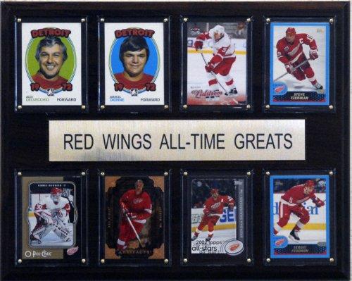 C & I Collectables NHL Dekoschild Detroit Red Wings