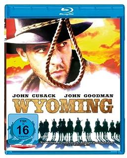 Wyoming - Reiter auf verbrannter Erde [Blu-ray]