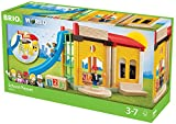 Brio GmbH Brio World 33943 - Village Schule, Bunt