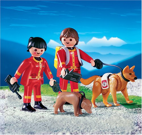 PLAYMOBIL® 4227 - Rettungshundestaffel