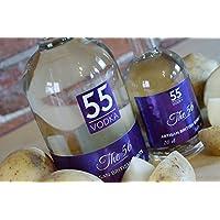 55 Above - The 56 Plain Vodka