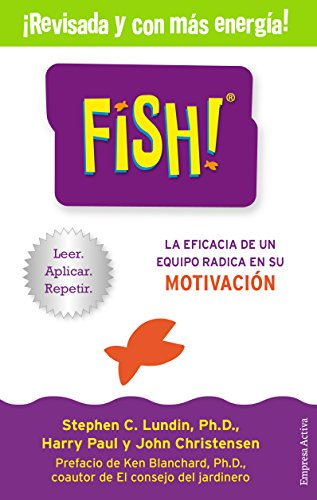 Fish! (Narrativa empresarial) por Stephen C. Lundin