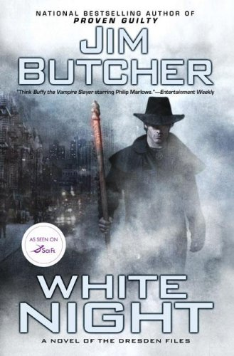 White Night (The Dresden Files) por Jim Butcher