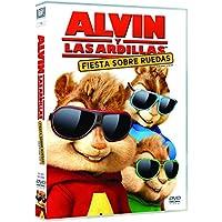 Alvin Y Las Ardillas 4. Fiesta Sobre Ruedas
