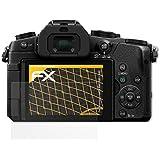 Panasonic Lumix DMC-G80 / G85 Film Protection d'écran - 3 x atFoliX FX-Antireflex anti-reflet Protecteur d'écran