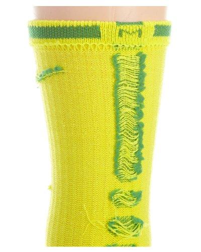 Nike - Polo, manica corta, uomo Yellow Strike/Apple Green/Apple Green