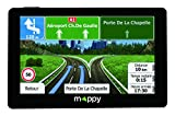 "Mappy Ulti X565 Truck Fixed 5"" TFT Touchscreen Black navigator - Navigators (Internal, Eastern Europe, Western Europe, 12.7 cm (5""), 480 x 272 pixels, TFT, Flash)"