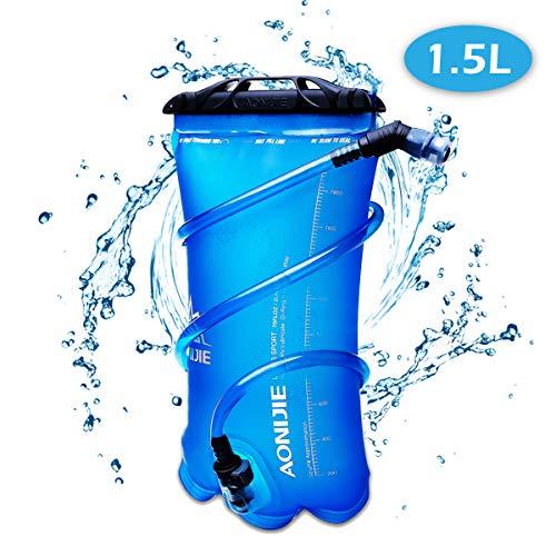 Mcdobexy Bolsa de hidrataci/ón t/áctica con Bolsa de Agua de 3 l