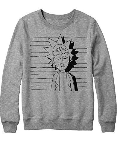 Sweatshirt Rick K123464 Grau M