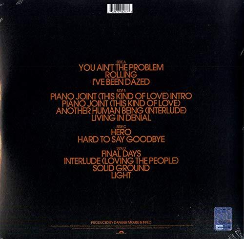 51EcsJr6uyL - KIWANUKA (2LP) [Vinyl LP]
