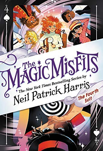 The Magic Misfits: The Fourth Suit (English Edition)