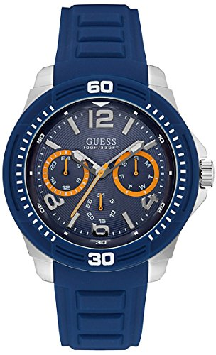 GUESS WATCHES GENTS TREAD Men's watches W0967G2