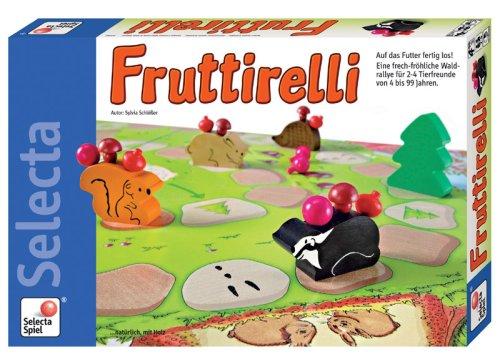Selecta 3590 - Fruttirelli Familienspiele