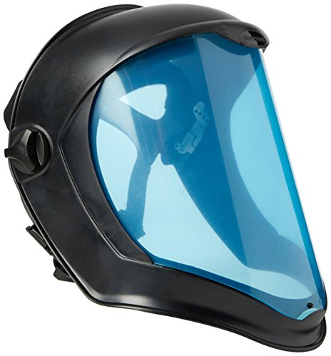Honeywell 1011624 Bionic Face Shield Polycarbonate Screen with Anti-Scratch/Fogban Coated Clear Lens