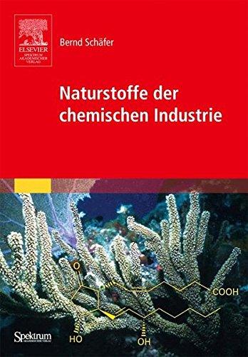 Naturstoffe der chemischen Industrie (Sav Chemie)