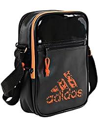 adidas Small Items Bag - Boxing, Taekwondo, Karate, Judo, BJJ, MMA, Kickboxing (Orange)