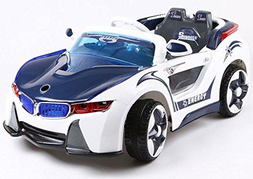 Kinderfahrzeug - Elektro Auto CONCEPT 2x30W - 2x 12V- Ferngesteuert, Mit MP3