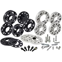 10mm pro Rad 20512192/_4250891973280 BlackLine Spurverbreiterung 20mm Achse LK: 4x108 NLB: 65,1mm