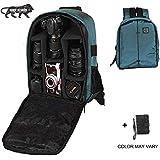 Brain Freezer J Lightweight Camera Backpack Bag for DSLR/SLR Camera Lens (Teal)