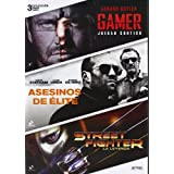 Pack: Gamer + Street Fighter + Asesinos De Élite