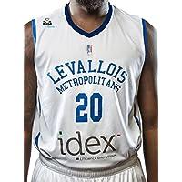 Ebay En Ligne Qualité Supérieure Nike Tel Aviv Basketball Tee - Maillot - Bleu - 3xl-T - Homme Prix Réel Pas Cher 9yB2O3CoLe