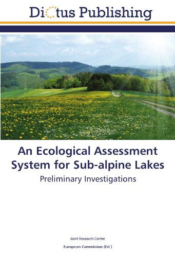 an-ecological-assessment-system-for-sub-alpine-lakes-preliminary-investigations