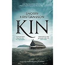 Kin: A dark, intense and compelling Viking mystery (Helga Finnsdottir Book 1)