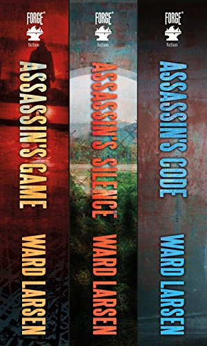 The David Slaton Series: (Assassin's Game, Assassin's Silence, Assassin's Code) (English Edition)