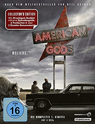 American Gods - Staffel 1 [4