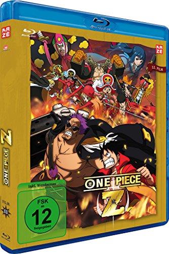 One Piece - 11. Film: One Piece Z [Blu-ray] (Film Z)